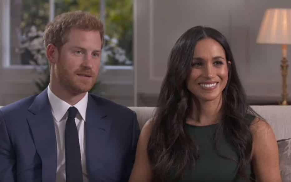Meghan Markle fiancée dans le plus grand secret avec Harry ?