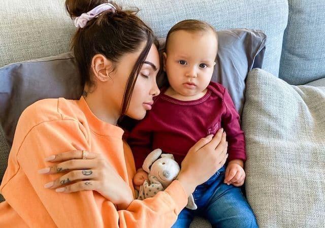 Nabilla: cette photo adorable d'elle avec Milann !