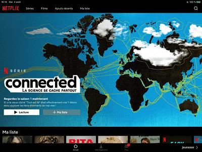 Netflix: une nouvelle fonction permet de voir tes séries en accéleré !