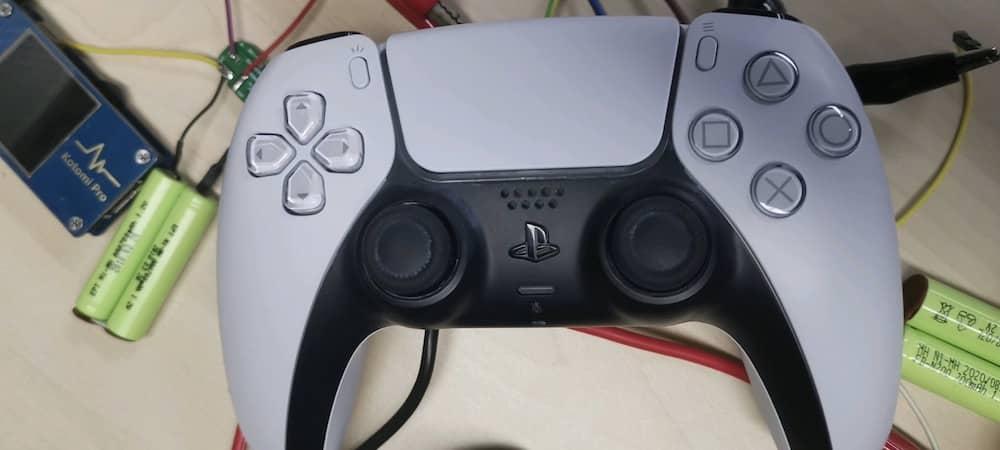 PS5: la DualSense a une batterie plus grosse que la version précédente !