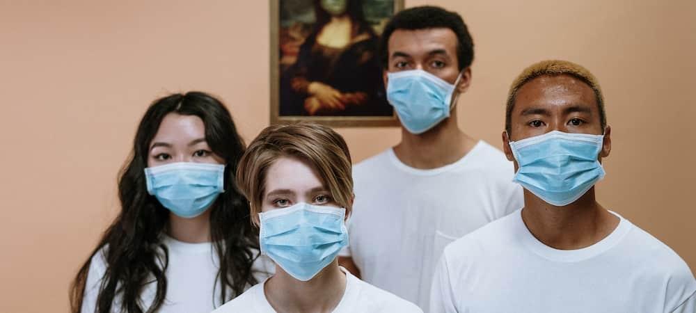 Rentrée: des masques gratuits pour les étudiants au lycée et à l'université ?