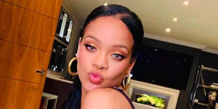 Rihanna dévoile ce qu'elle regarde en premier chez un homme 720