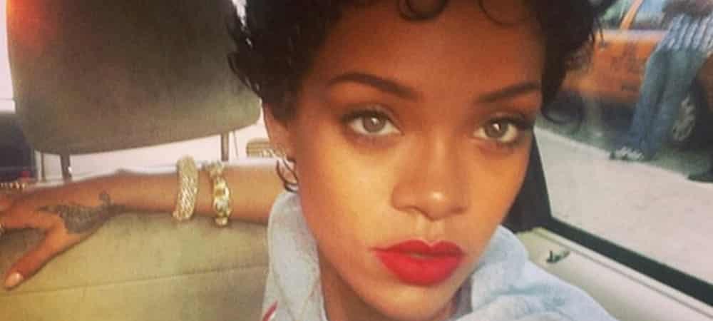 Rihanna se moque ouvertement de Donald Trump sur Instagram !