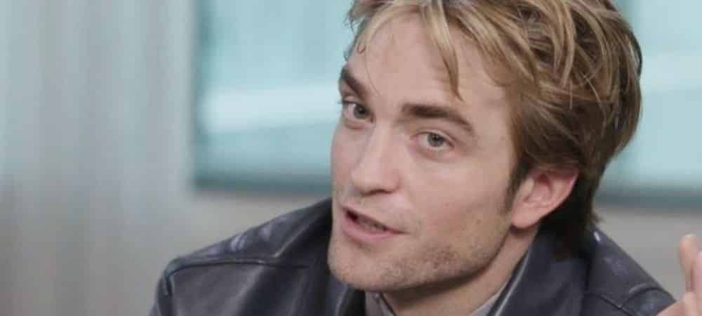 Robert Pattinson ment à Christopher Nolan sur le tournage de Tenet !