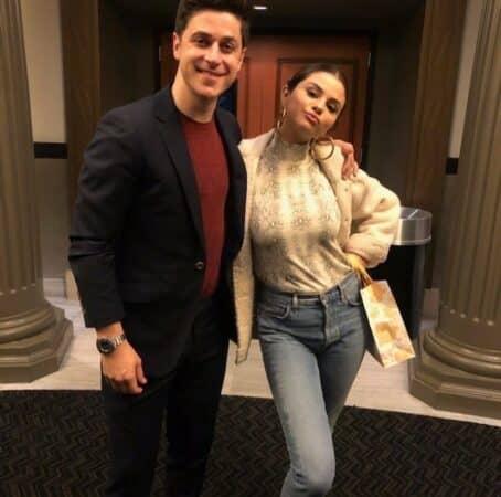 Selena Gomez retrouve sa co-star des Sorciers de Waverly Place 640