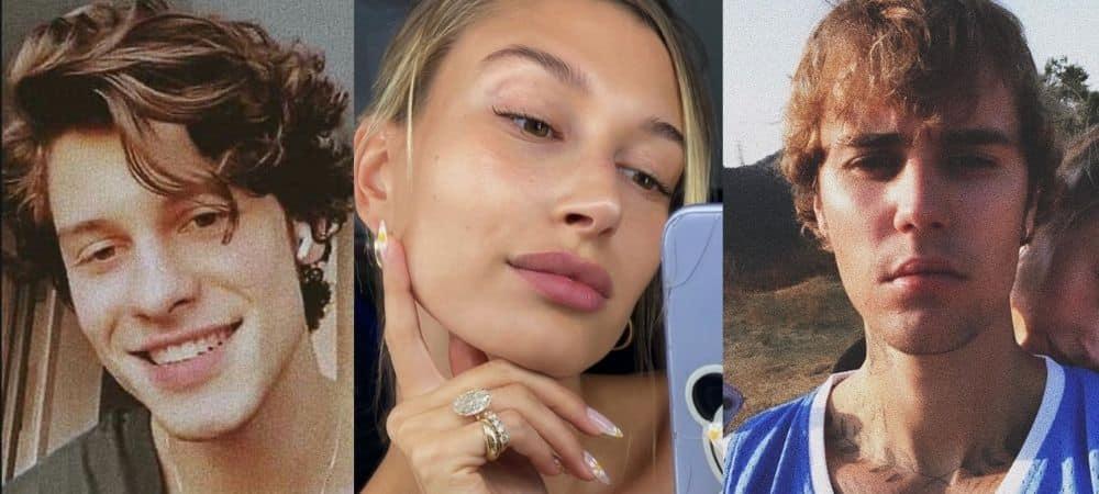 Shawn Mendes très proche de Justin Bieber et de Hailey Baldwin !