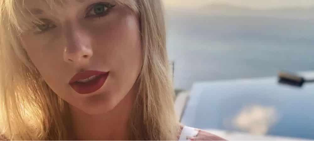 Taylor Swift envoie un beau message à l'un de ses plus grands fans !