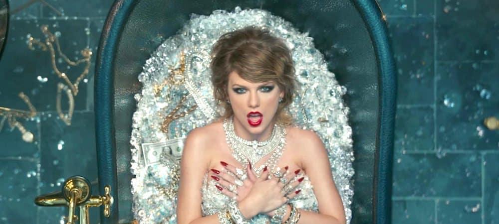 Taylor Swit dévoile un nouveau chapitre de son album Folklore !
