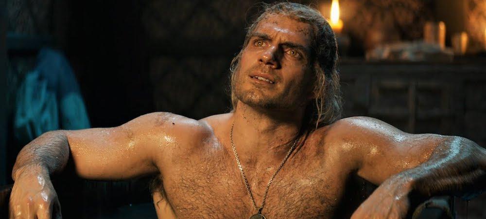 The Witcher: le destin de Geralt (Henry Cavill) révélé dans le making of ?