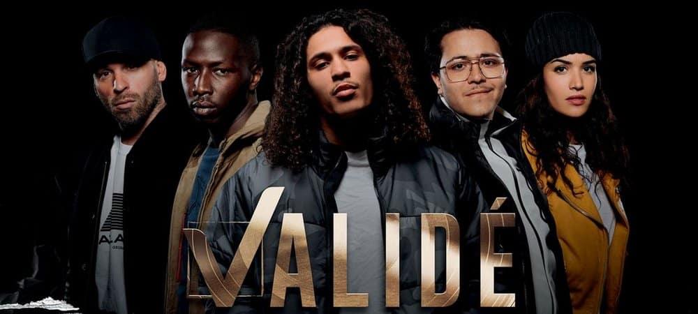 Validé: la bande originale de la série rap de l'année certifiée album Or !