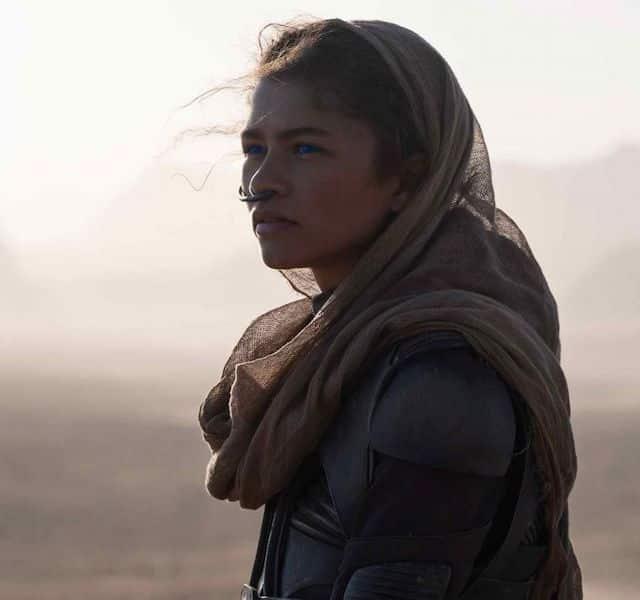Zendaya n'aura qu'un petit rôle dans le film Dune !