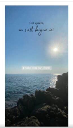 Agathe Auproux: ses vacances au Cap-Ferrat font rêver les internautes !