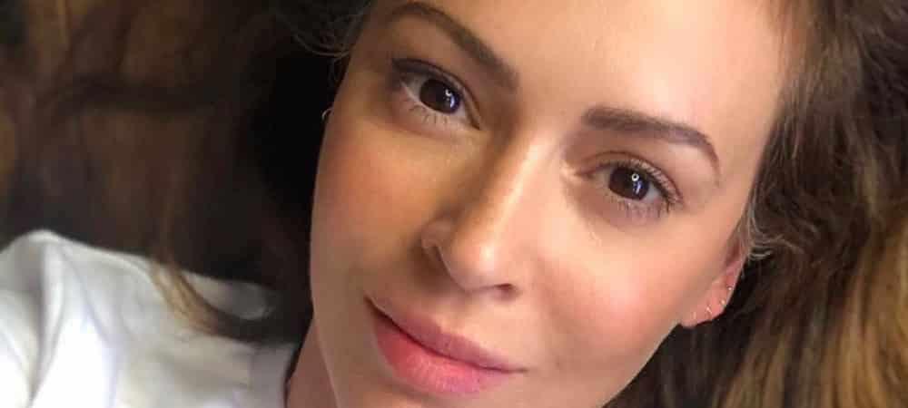 Alyssa Milano très engagée dans les élections américaines 2020