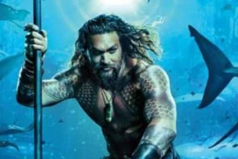 Aquaman 2 Mera et Arthur Curry (Jason Momoa) prêts à se marier