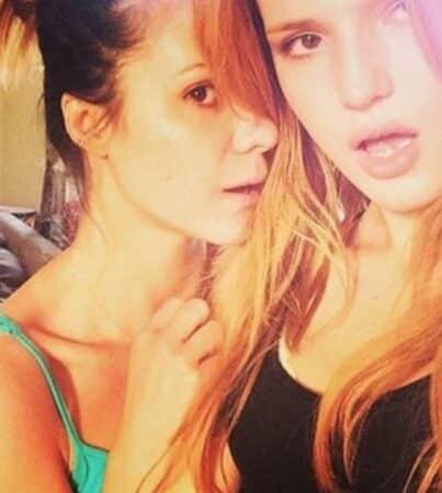 Bella Thorne- sa soeur Kaili rejoint aussi OnlyFans 640