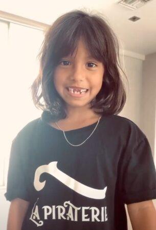 Booba: sa petite Luna connaît déjà le slogan de son père par coeur !