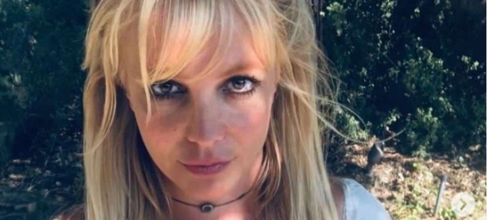 Britney Spears révèle son secret pour garder le moral !
