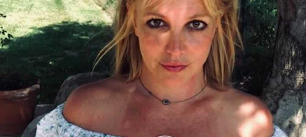 Britney Spears tease un nouveau projet très mystérieux !