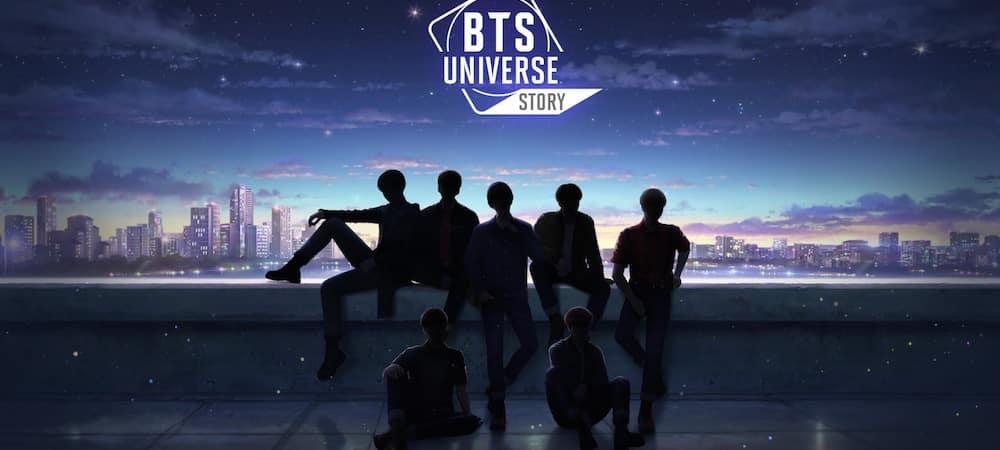 BTS Universe Story de Netmarble est disponible sur iOS et Android !