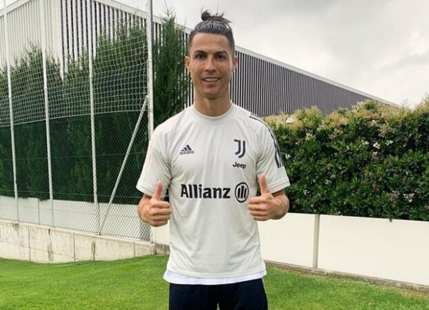 Cristiano Ronaldo prêt à jouer jusqu'à ses 40 ans ?