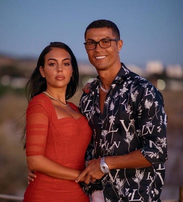 Cristiano Ronaldo ultra romantique avec sa chérie Georgina Rodriguez !