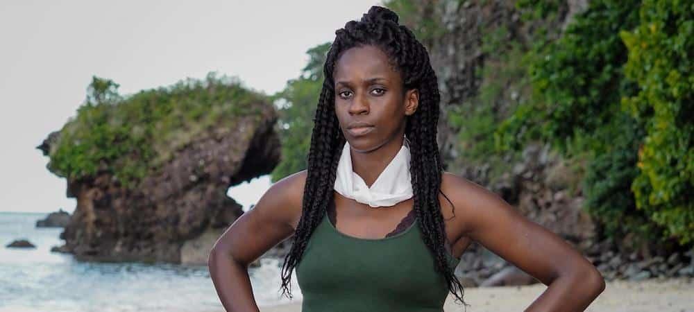 Dans Koh-Lanta les 4 terres, Hadja parait assez dure avec sa coéquipière, Alexandra. Mais que pense-t-elle vraiment de la jeune femme ?