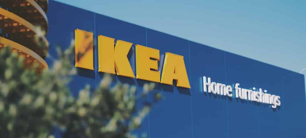 Ecologie: Ikea ouvre un magasin de seconde main !