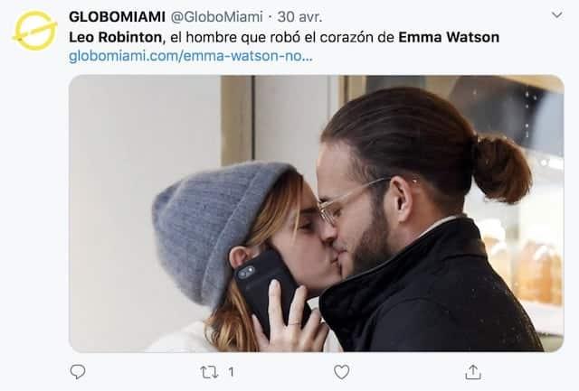 Emma Watson: où en est-elle dans ses relations amoureuses ?