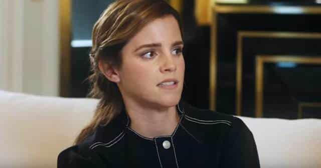 Emma Watson: une journaliste s'en prend violemment à elle !