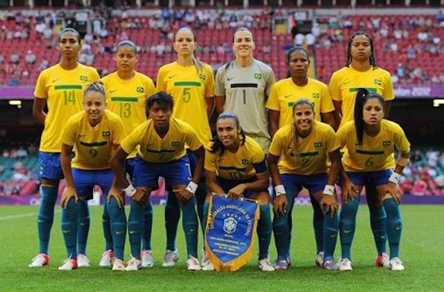 Foot: les joueuses brésiliennes toucheront le même salaire que les hommes !