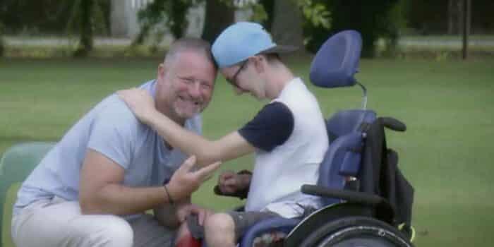 François (Koh-Lanta): son message très touchant pour son fils handicapé !