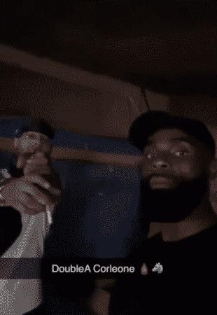 Freeze Corleone et Kaaris sur Snapchat