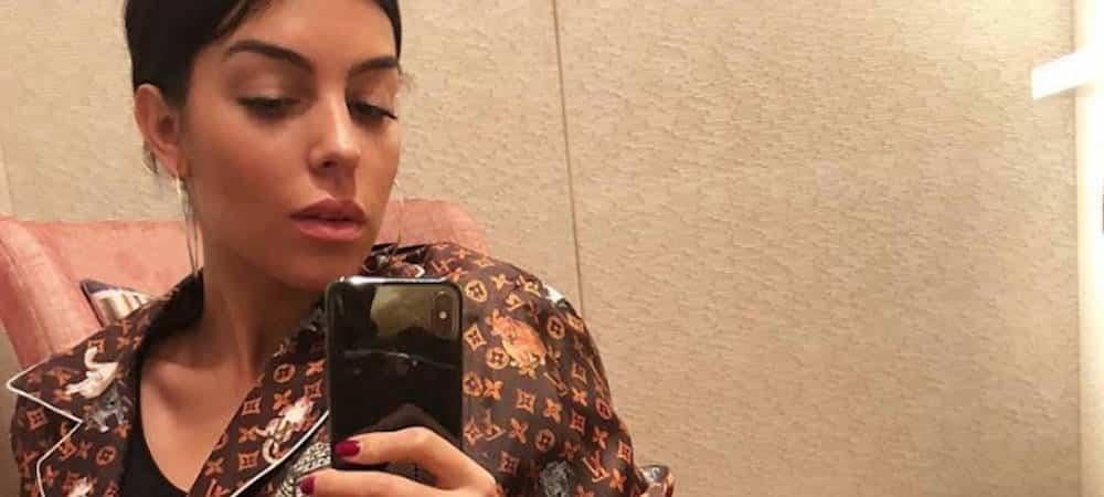 Georgina Rodríguez ultra torride en bikini aux motifs sauvages !