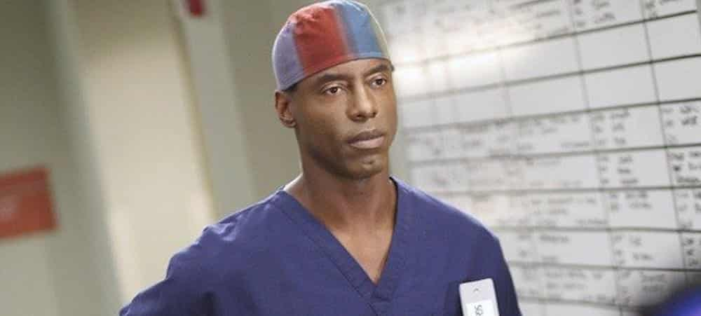 Grey's Anatomy: Isaiah Washington était casté pour un autre rôle !