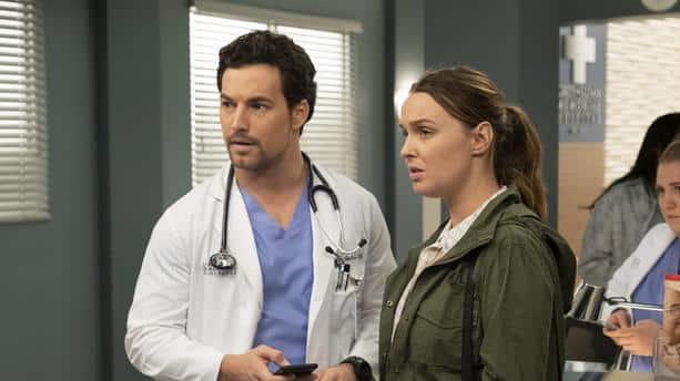 Grey's Anatomy saison 17 Ellen Pompeo dévoile son couple préféré