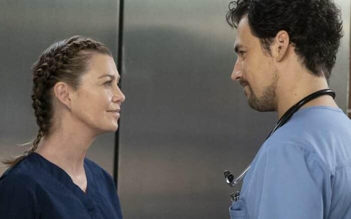 Grey's Anatomy saison 17: Giacomo Gianniotti tease un triangle amoureux !