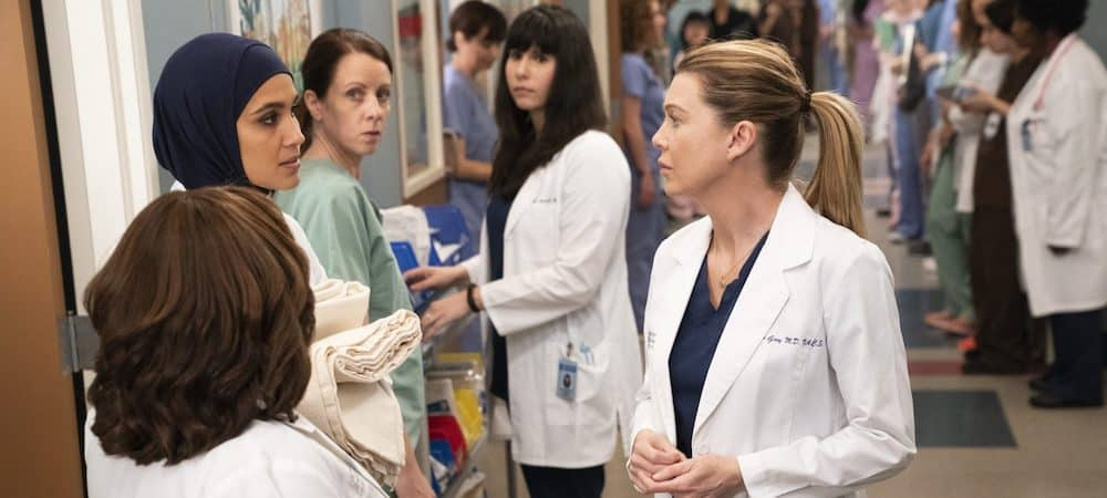 Grey's Anatomy saison 17/ le tournage a enfin repris !