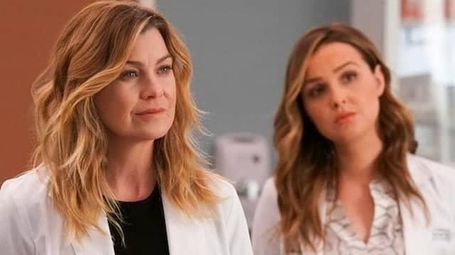 Grey's Anatomy saison 17: le tournage a enfin repris !