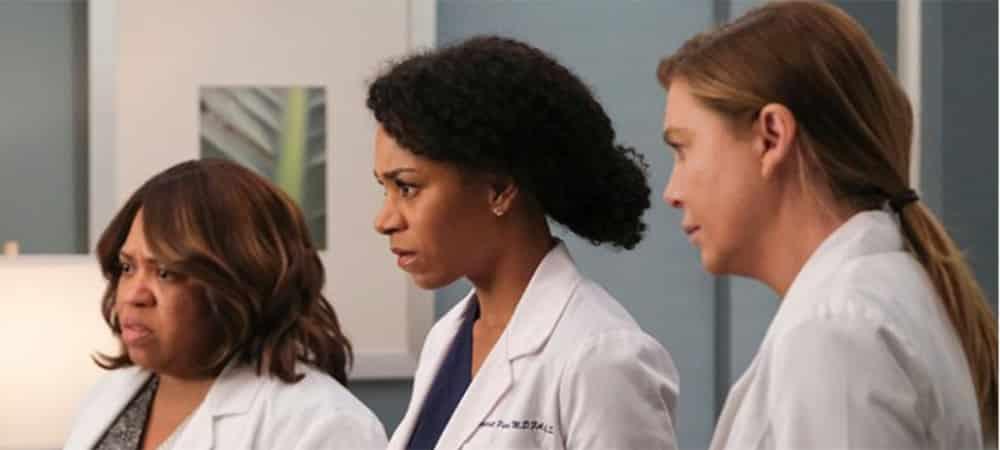 Grey's Anatomy saison 17 Meredith très soucieuse sur le nouveau poster_