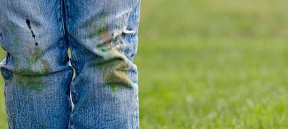 Gucci vend un jean tâché d'herbe à un prix indécent !
