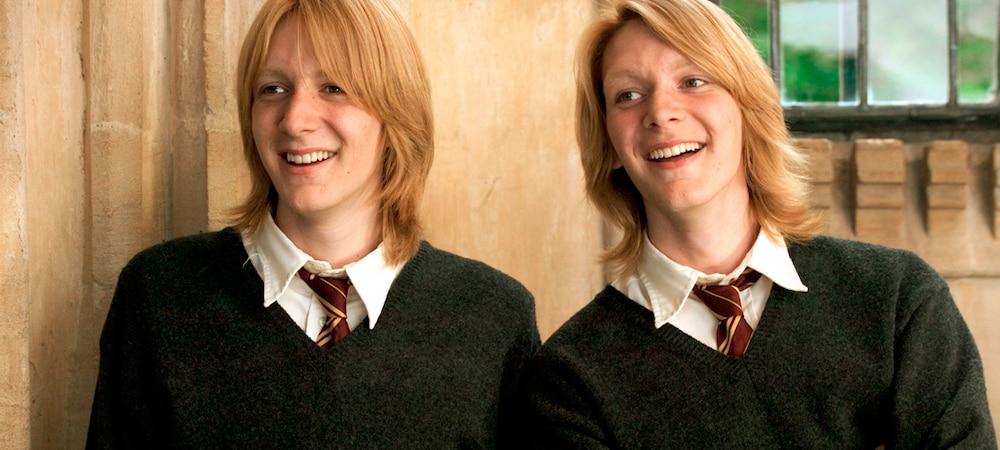 Harry Potter: James Phelps était choqué par la mort de Fred !