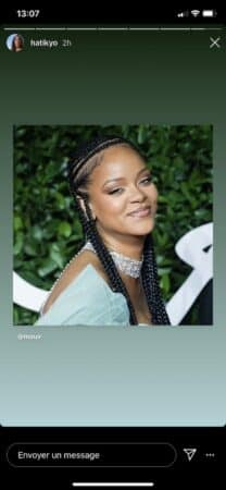 Hatik- Rihanna fait totalement craquer le rappeur 640