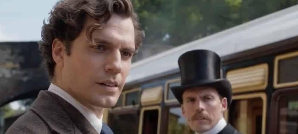 Henry Cavill (Enola Holmes) fait des révélations sur le rôle de Sherlock !