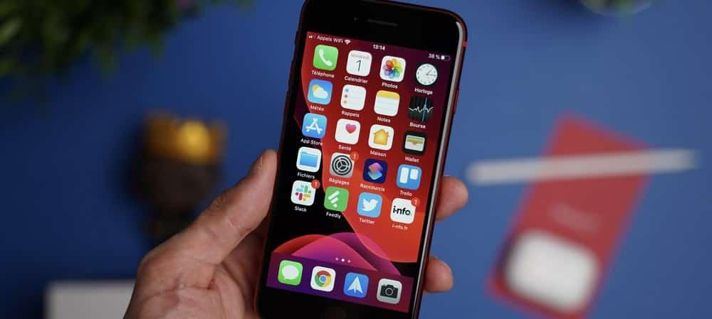 iOS 14: on peut enfin changer le navigateur par défaut de l'iPhone !