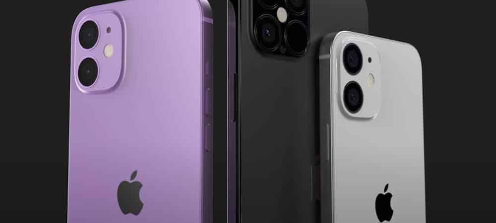 iPhone 12: la keynote Apple pourrait avoir lieu le 13 octobre prochain !