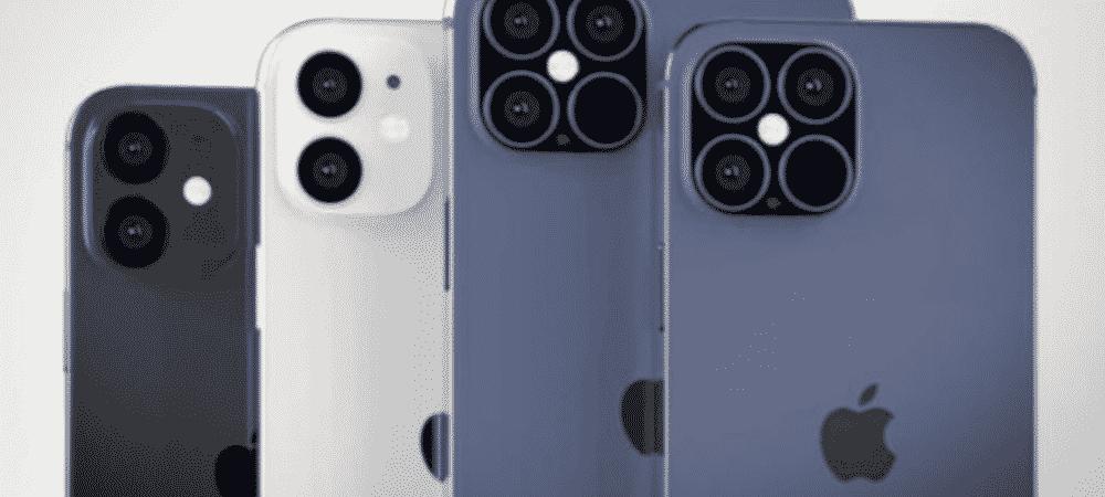 iPhone 12: une nouvelle vidéo de prise en main révélée !