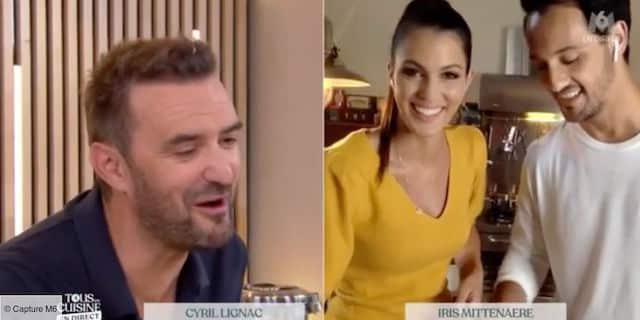 Iris Mittenaere: ses talents de cuisinière critiqués par Cyril Lignac !