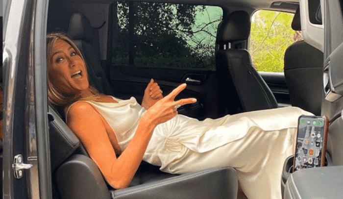 Jennifer Aniston son ex Tate Donovan clashe la série Friends 06092020