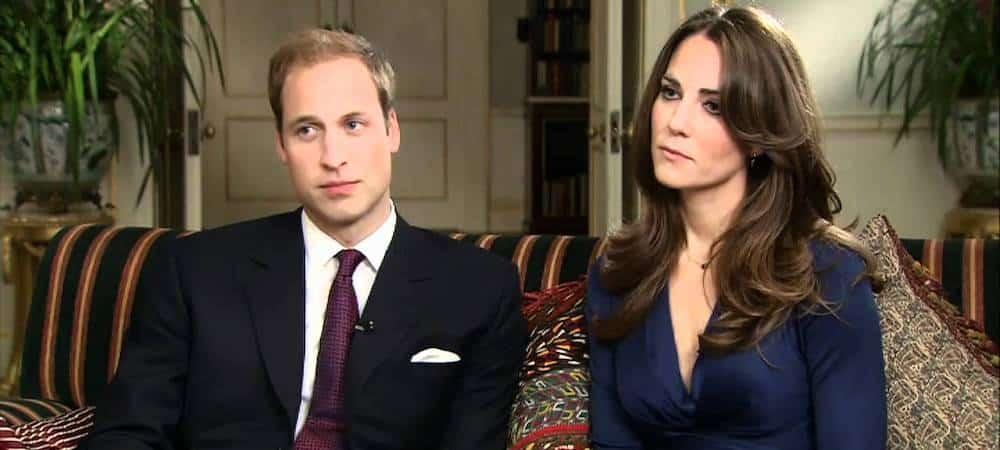 Kate Middleton et le prince William: macabre découverte devant chez eux !