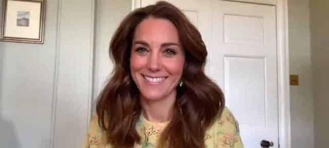 Kate Middleton- un mannequin Victoria's Secret lui vole la vedette 640